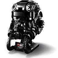 LEGO Star Wars TM 75274 TIE Fighter Pilot Helmet - LEGO Building Kit
