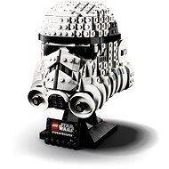 LEGO Star Wars TM 75276 Stormtrooper Helmet - LEGO Building Kit