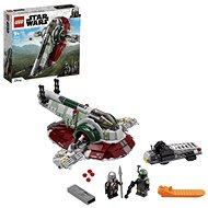 LEGO® Star Wars™ 75312 Boba Fett ajeho kosmická loď - LEGO stavebnice