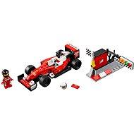 LEGO Speed Champions 75879 Scuderia Ferrari SF16-H - Stavebnice
