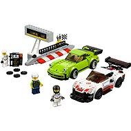 LEGO Speed Champions 75888 Porsche 911 RSR a 911 Turbo 3.0 - Stavebnice
