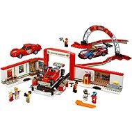 LEGO Speed Champions 75889 Úžasná garáž Ferrari - Stavebnice