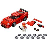 LEGO Speed Champions 75890 Ferrari F40 Competizione - Stavebnice