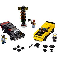 LEGO Speed Champions 75893 2018 Dodge Challenger SRT Demon a 1970 Dodge Charger R/T - Stavebnice