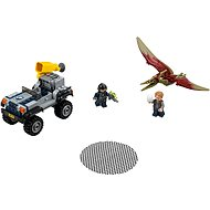 LEGO Jurský Svět 75926 Hon na Pteranodona - Stavebnice