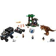 LEGO Jurský Svět 75929 Útěk Carnotaura zGyrosféry - Stavebnice