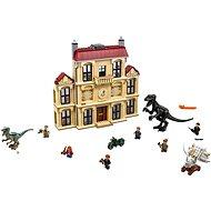 LEGO Jurský Svět 75930 Řádění Indoraptora vLockwoodově sídle - Stavebnice