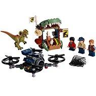LEGO Jurassic World 75934 Dilophosaurus na útěku - Stavebnice