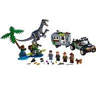 LEGO Jurassic World 75935 Setkání s Baryonyxem: Hon za pokladem - LEGO stavebnice