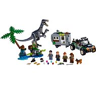LEGO Jurassic World 75935 Setkání s Baryonyxem: Hon za pokladem - Stavebnice
