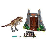 LEGO Jurassic World 75936 Jurský park: Řádění T. rexe - LEGO stavebnice