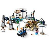 LEGO Jurassic World 75937 Triceratopsovo běsnění - LEGO stavebnice