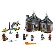 LEGO Harry Potter 75947 Hagrid's Hut: Buckbeaks Rescue - LEGO Building Kit