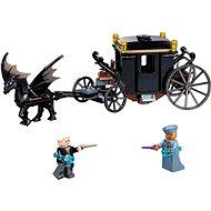 LEGO Fantastická zvířata 75951 Grindelwaldův útěk - Stavebnice