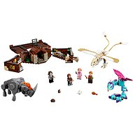 LEGO Fantastic Beasts 75952 Newt's Case of Magical Creatures - Building Kit
