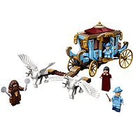 LEGO Harry Potter TM 75958 Beauxbaton's Carriage: Arrival at Hogwarts™ - Building Kit