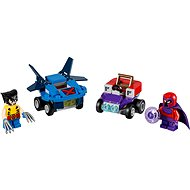 LEGO Super Heroes 76073 Mighty Micros: Wolverine vs. Magneto - Stavebnice