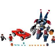 LEGO Super Heroes 76077 Iron Man: Robot z detroitských oceláren - Stavebnice