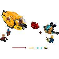 LEGO Super Heroes 76080 Ayeshina pomsta - Stavebnice