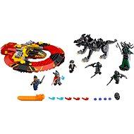 LEGO Super Heroes 76084 Závěrečná bitva o Asgard - Stavebnice