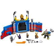 LEGO Super Heroes 76088 Thor vs. Hulk: Souboj v aréně - Stavebnice