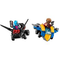 LEGO Super Heroes 76090 Mighty Micros: Star-Lord vs. Nebula - Stavebnice