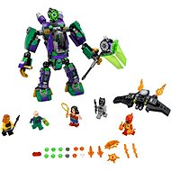 LEGO Super Heroes 76097 Lex Luthor  a zničení robota - Stavebnice