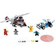 LEGO Super Heroes 76098 Speed Force Freeze Pursuit - Stavebnice