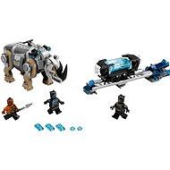 LEGO Super Heroes 76099 Souboj Rhino a Mine - Stavebnice