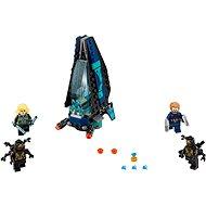 LEGO Super Heroes 76101 Útok lodi Outrider - Stavebnice