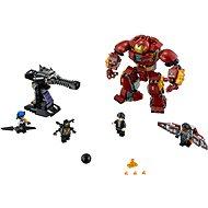 LEGO Super Heroes 76104 Střetnutí s Hulkbusterem - Stavebnice