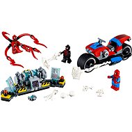 LEGO Super Heroes 76113 Spider-Man Bike Rescue - Building Kit