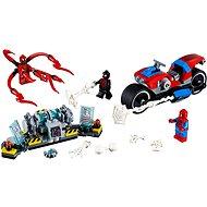LEGO Super Heroes 76113 Spider-Man a záchrana na motorce  - LEGO stavebnice