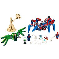 LEGO Super Heroes 76114 Spider-Man's Spider Crawler - Building Kit