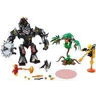 LEGO Super Heroes 76117 Souboj robotů Batmana a Poison Ivy - Stavebnice