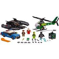 LEGO Super Heroes 76120 Batmanovo letadlo a Hádankářova krádež - Stavebnice