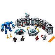LEGO Super Heroes 76125 Iron Man a jeho obleky - LEGO stavebnice
