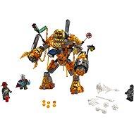 LEGO Super Heroes 76128 Molten Man Battle - LEGO Building Kit