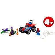LEGO Super Heroes 76133 Spider-Man automobilová honička  - Stavebnice