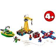 LEGO Super Heroes 76134 Spider-Man: Doc Ock Loupež diamantů  - Stavebnice