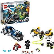 LEGO Super Heroes 76142 Avengers: Zběsilý útok na motorce - LEGO stavebnice