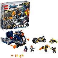 LEGO Super Heroes 76143 Avengers: Boj o náklaďák - LEGO stavebnice