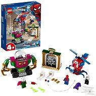 LEGO Super Marvel Heroes 76149 The Menace of Mysterio - LEGO Building Kit