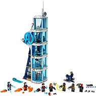 LEGO Super Heroes 76166 Fight in the Avenger Tower - LEGO Building Kit