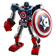 LEGO Marvel 76168 Captain America Mech Armour