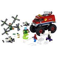 LEGO Super Heroes 76174 Spider-Man v monster trucku vs. Mysterio - LEGO stavebnice