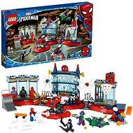 LEGO® Super Heroes 76175 Útok na pavoučí doupě