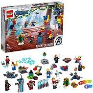 LEGO® Marvel Avengers 76196 Adventní kalendář Avengers - LEGO stavebnice