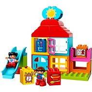 LEGO DUPLO 10616 Moje první stavebnice, Můj první domeček na hraní - Stavebnice