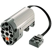 LEGO 88004 Power Functions Servo Motor - Stavebnice